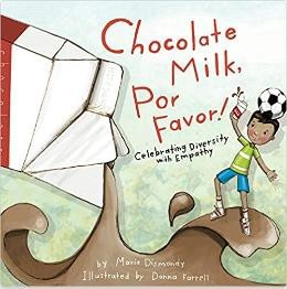 Chocolate Milk, Por Favor Celebrating Diversity with Empathy