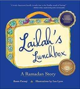 Lailah's Lunchbox A Ramadan Story